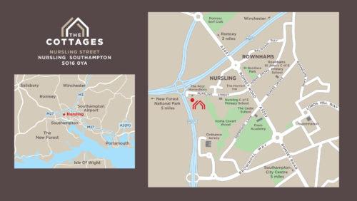 Cottages - Site Plan